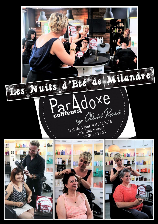 Salon de coiffure Paradoxe